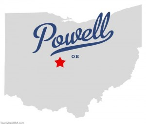 map_of_powell_oh-300x255