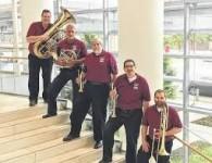 village brass quintet