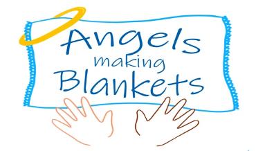 Angels Making Blankets logo